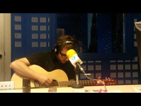 """Villanueva """"Thelma"""" en Radio Obradoiro"""