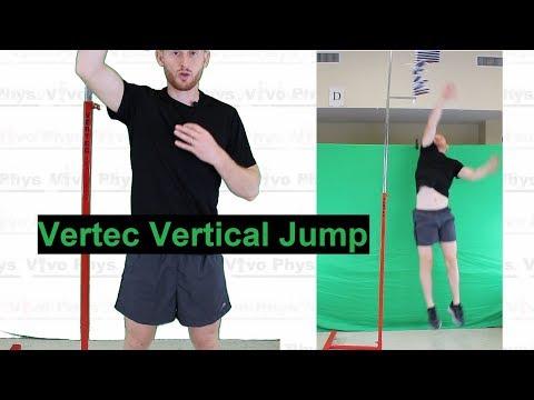 Vertical Jump - Vertec