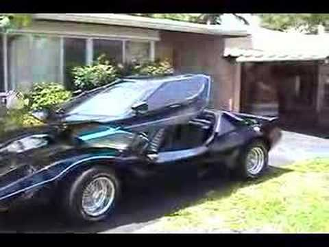 1977 sterling kit car youtube. Black Bedroom Furniture Sets. Home Design Ideas