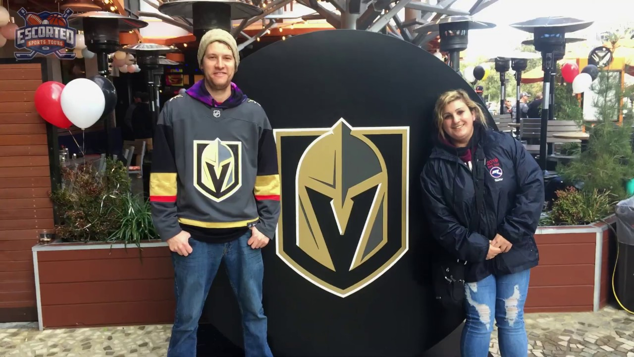 Escorted Sports Tours | Las Vegas - T-Mobile Arena
