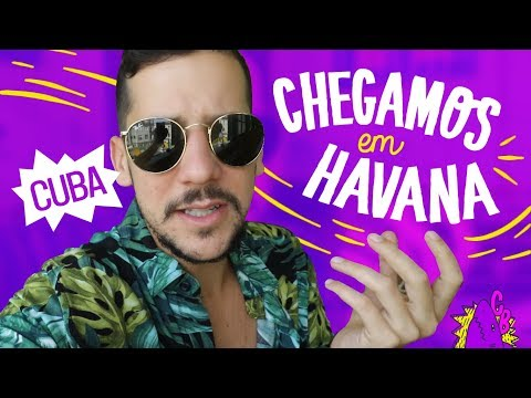 Caio Na Estrada | CUBA | Ep. 1 | Chegada em Havana