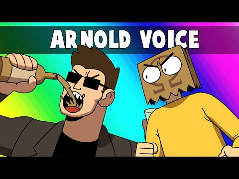 Vanoss Gaming Animated - Ohms Better Arnold Voice?