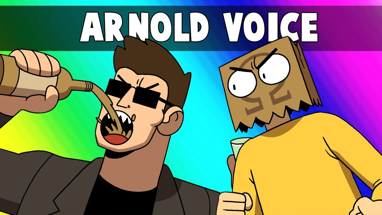 Vanoss Gaming Animated - Ohm's Better Arnold Voice?