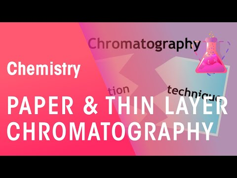 Tutorial: Paper and Thin Layer Chromatography | The Chemistry Journey | The Fuse School