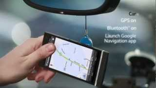 Sony Ericson Xperia [Smart Tags]HD