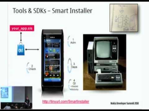 Qt DevDays 2010 - The Nokia Qt SDK In Action