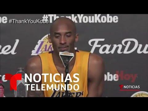 Kobe Bryant y su habilidad perfecta de hablar español