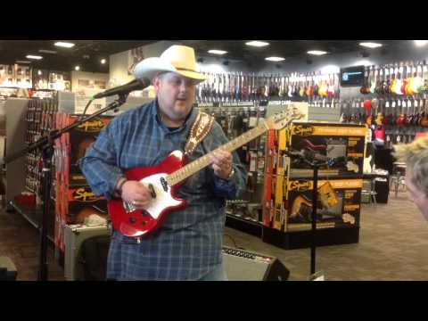 Johnny Hiland at Guitar Center Nashville