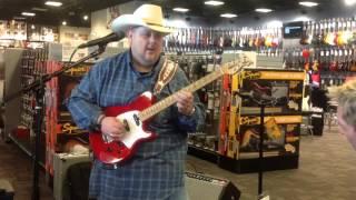 Johnny Hiland at Guitar Center Nashville