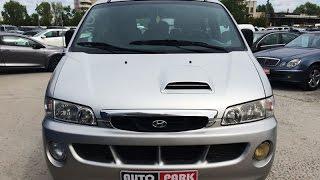 Автопарк Тест драйв Hyundai H1 от Продорожник