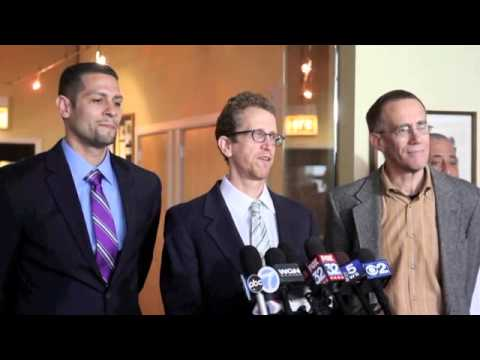 Wrongful conviction settlement