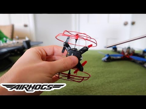 Air Hogs Hyper Stunt Drone - Tips and Tricks with Johnny FPV