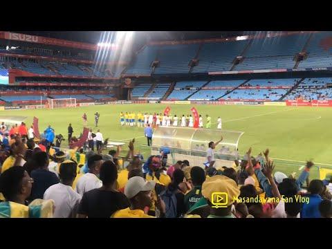 #AbsaPrem Mamelodi Sundowns 1-1 Polokwane City | Matchday Vlog