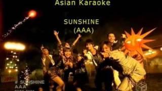 [AK Cover] AAA - Sunshine