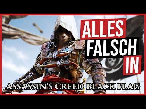Alles falsch in Assassin's Creed IV: Black Flag 🛎️ GameSünden [Satire]