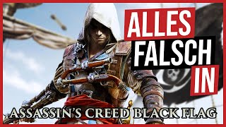 Alles falsch in Assassin's Creed IV: Black Flag 🛎️ GameSünden [Satire]