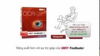 ABBYY FineReader 11 - Số hóa tài liệu nhanh và chính xác