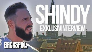 """Shindy: Exklusivinterview zu seiner Biographie """"Der Schöne und die Beats"""""""