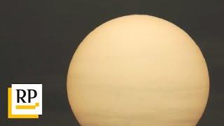 Saharastaub trübt Himmel über Deutschland