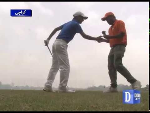 Chief of the Naval Staff Open Golf Championship in Karachi