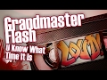 watch he video of Grandmaster Flash - U Know What Time It Is