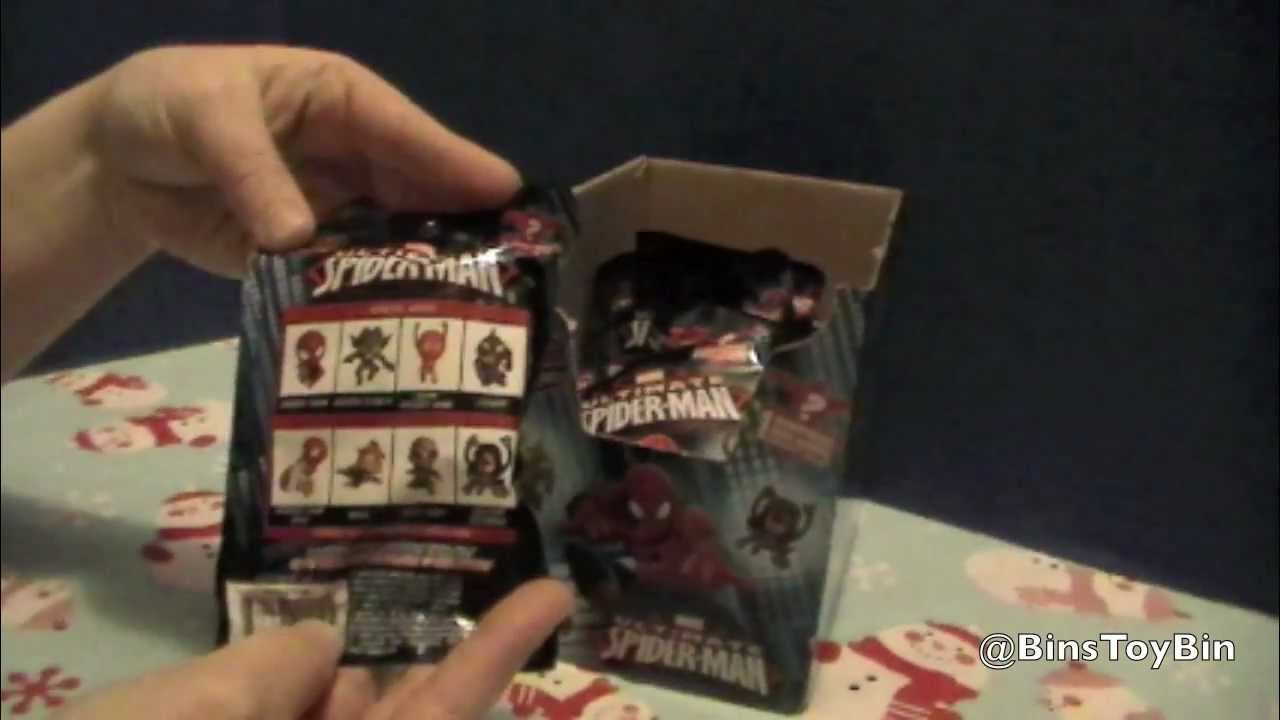 Ultimate Spider Man Marvel Grab Zags Opening Amp Review By