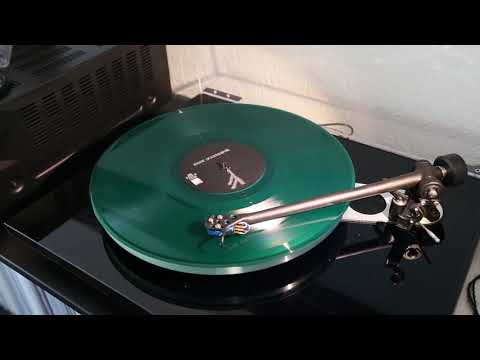 "Moonsorrow  - Jumalten Aika on 12"" Transparent Green Vinyl Full HD Recording"