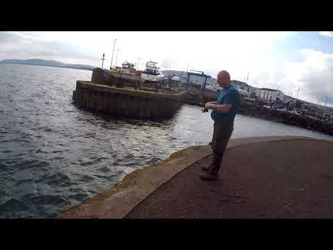 Northern Ireland Carrickfergus Harbour 2017