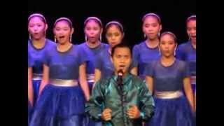 Manila Science High School Chorale - The Lords Prayer @ The Triumph of the One Concert