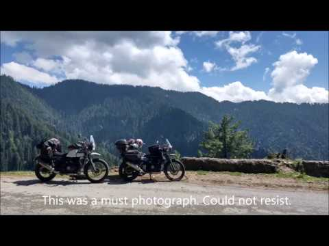 Mumbai to Spiti Motorcycle tour June 2017 on Royal enfield Himalayan Part1 Shimla to Rampur