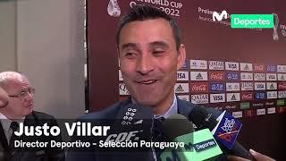 Sorteo Eliminatorias Qatar 2022:Justo Villar analizó el debut de Paraguay ante la Selección Peruana