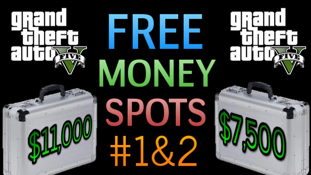 GTA 5  Hidden Briefcase Packages Locations Guide 12 FREE MONEY