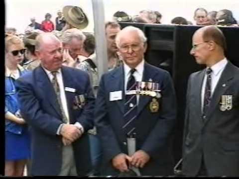 Centuar Memorial Unveiling 50 years 14 May 1993