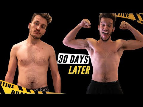 How Quarantine Changed My Fitness Life in 30 Days (Dream Body Pt.2)