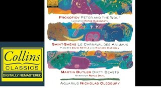 Prokofiev - Peter And The Wolf - Saint Saens - Carnival Of Animals
