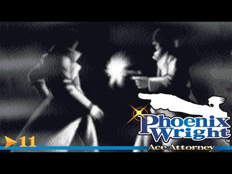 Phoenix Wright Ace Attorney Episode 11: The God Of Prosecutors