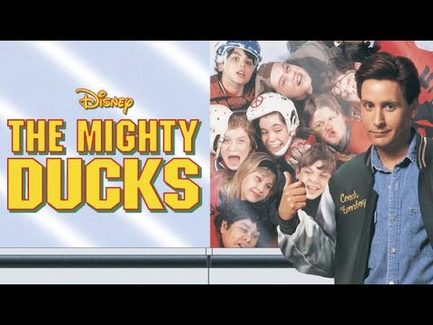 The Mighty Ducks Trailer (HD)