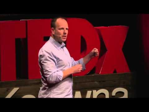 Change the reward. Change the game.   Will Cromack   TEDxKelowna