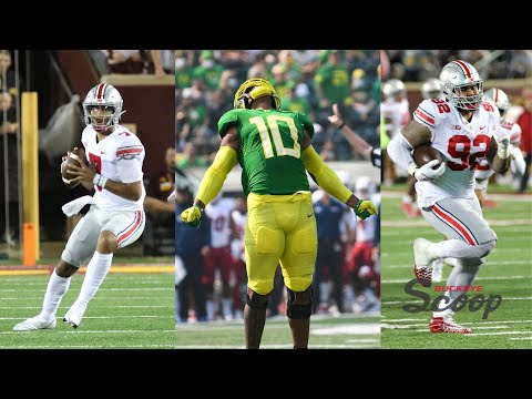 Ohio State vs  Oregon Preview: Are The Buckeyes About To Blow Out The Ducks?