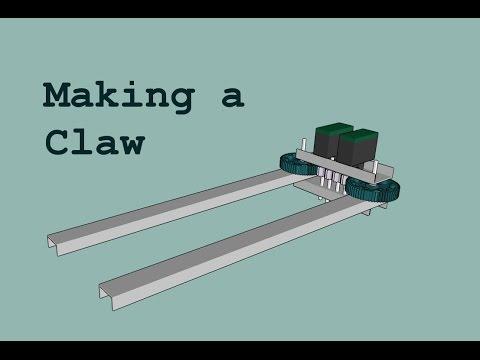 Starstruck Claw - Vex Robot Design