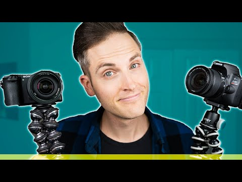 Best Camera for YouTube Videos — Top 5 Video Camera Reviews