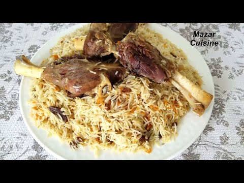 AFGHAN FOOD RECIPES