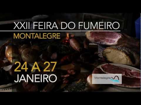 MONTALEGRE - Feira do Fumeiro 2013 (Spot Promocional 2)
