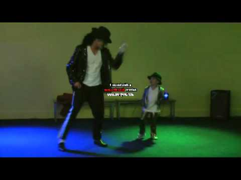 Michael Jackson Child Birthday Party For Hire