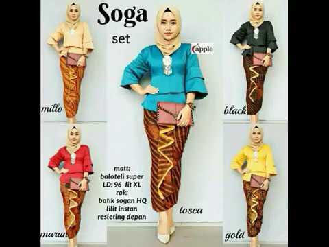 Model Baju Kebaya Modern Indonesia Terpopuler Baju Pesta Kondangan