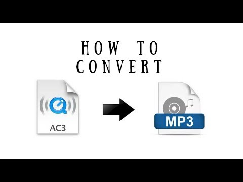 [Mac] AC3 to MP3 Conversion - Step by Step Tutorial