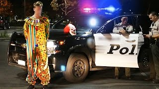 CLOWN PRANK!!!