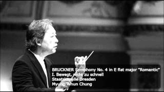 "Bruckner Symphony No. 4 ""Romantic"" - 1 movement (audio)"