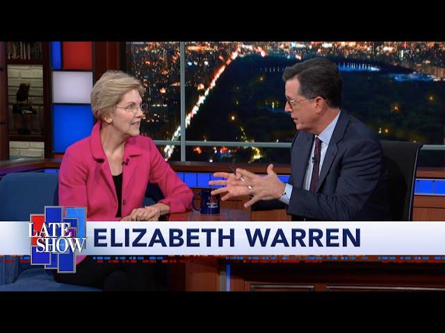 Elizabeth Warren: No President Gets To Declare War On Their Own