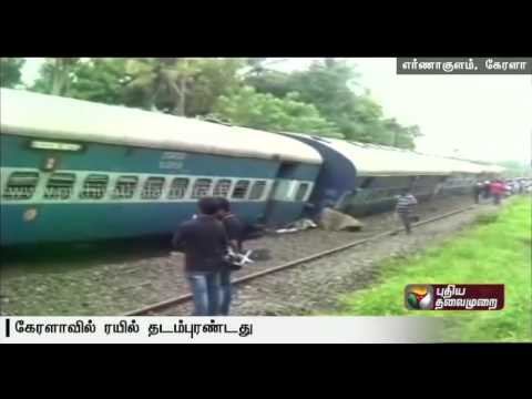 12 coaches of Thiruvananthapuram-Mangalore express train derail in Kerala - Details
